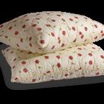 Подушка с натуральными наполнителями.